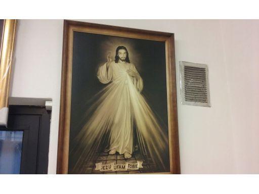 Obraz jezu ufam tobie duży tanio gratis