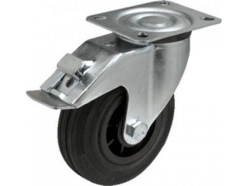 Koło koła kółka z hamulce do wózka fi 160 mm 200kg