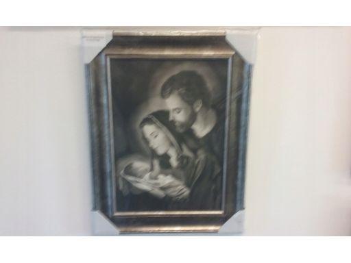 Obraz święta rodzina płótno grawer gratis