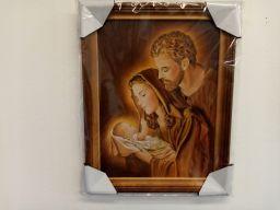 Obraz święta rodzina duży tanio