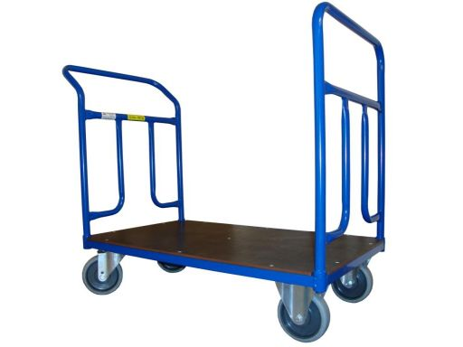 Wózek magazynowy transportowy platformowy 600kg