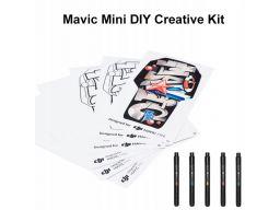 Skórki mazaki / diy creative kit do dji mavic mini