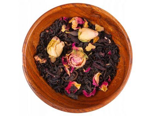Czarna herbata american beauty 100g assam róża